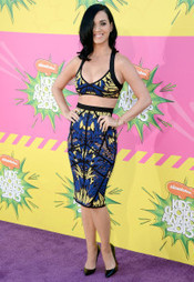 Katy Perry At The Nickelodeon Kids Choice Awards 2013 | Entertainment And Gadgets | Scoop.it