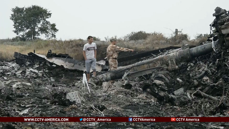 MH17 plane crash and the Ukraine crisis | News From Stirring Trouble Internationally | Scoop.it