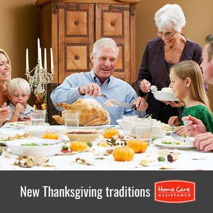Starting New Thanksgiving Traditions with Seniors | Home Care Assistance Lincoln NE | Scoop.it
