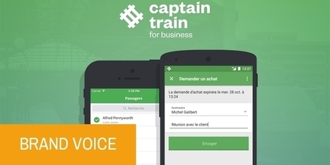 Captain Train : une alternative optimale à voyages-sncf.com ! | Crise et progrès | Scoop.it