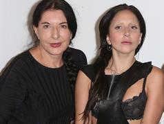 Lady Gaga Is Marina Abramovic's 'Inspiration' - Music, Celebrity, Artist News | MTV.com | La culture au Luxembourg dans le domaine de la musique amplifié | Scoop.it