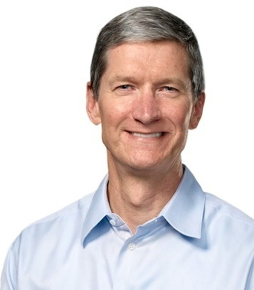 How much is a coffee date with Apple CEO Tim Cook worth? Right now - $605,000. | Macintosh | Scoop.it
