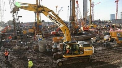 UK construction sector 'sees rapid growth' - BBC News | Construction Industry | Scoop.it