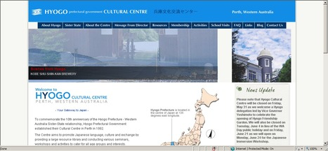 Hyogo Prefectural Government Cultural Centre | Teaching geography | Scoop.it