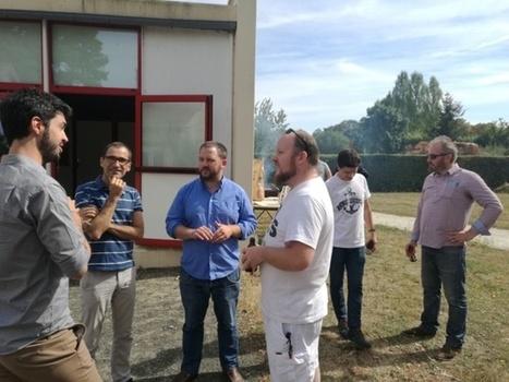 Boitron Écloserie Numérique : Un Fablab en plus du télécentre | Innovation sociale | Scoop.it