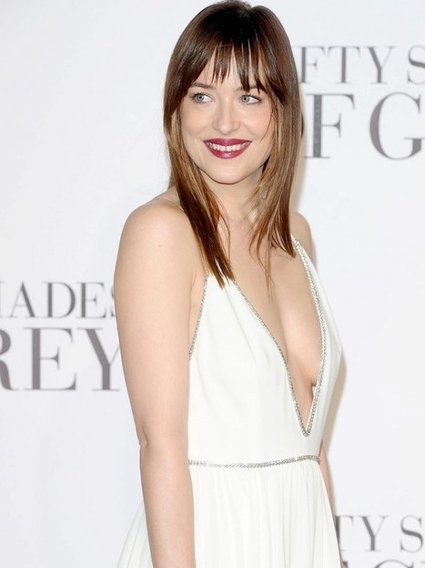 "Dakota Johnson Looking Slutty | ""FOLLIEWOOD"" 