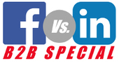Facebook vs. LinkedIn: which is better for B2B marketing? | Social Media Marketing | Scoop.it