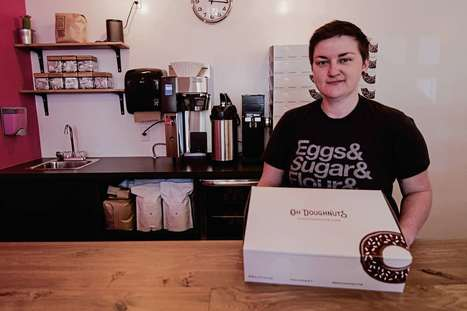 Oh Doughnuts open on Broadway | Winnipeg Market Update | Scoop.it