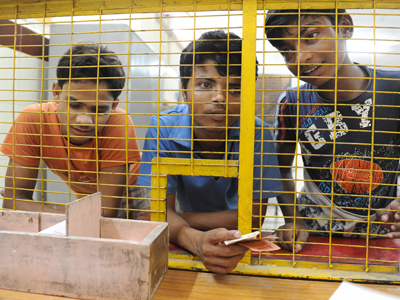 Child's play: Indian street youth develop model banking system | Money news | Scoop.it