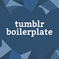tumblrboilerplate.com | The basis of any good tumblr theme | webdesign to webdesigners and UX designers | Scoop.it