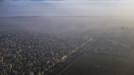 Air pollution rising at an 'alarming rate' in world's cities | IB Geography ISB | Scoop.it