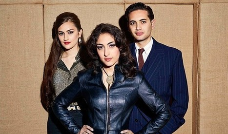 #EPTICKETGIVEAWAY: GOLDENVOICE PRESENTS KITTY, DAISY & LEWIS with Gemma Ray at The El Rey Theatre 4/3 | Ellenwood | MUSIC NEWS | Scoop.it