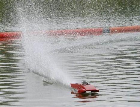 Nouvelle République : Le mondial de mini-bateaux de vitesse en août au Lac - loisirs | ChâtelleraultActu | Scoop.it