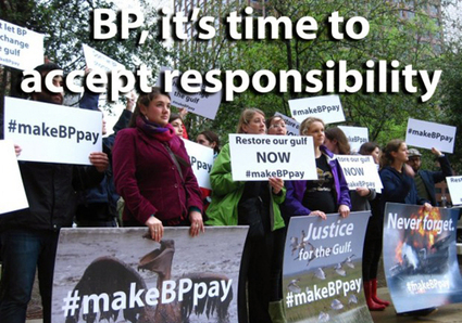 Gulf Residents Ask DOJ to Hold BP Fully Accountable | EcoWatch | Scoop.it
