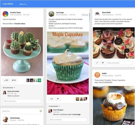 Why Google+ is the place for passions | Social Media Bites! | Scoop.it