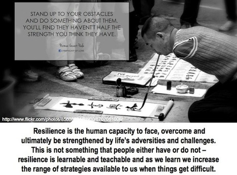 Resilience:  The Other 21st Century Skills | Behaviour Management in the Middle Years Classroom | Scoop.it