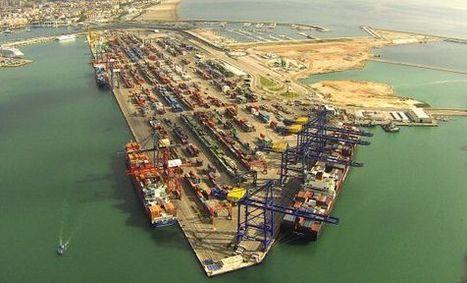 El puerto de Valencia es el primero de España y el trigésimo del mundo | Transporte Internacional de Mercancias | Scoop.it