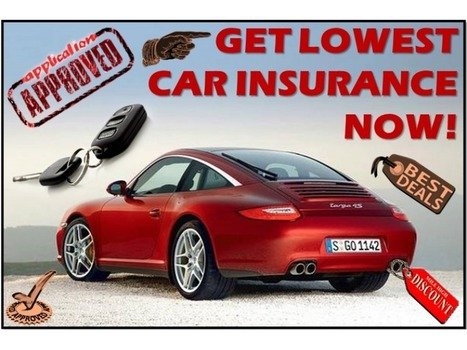 Get Low Cost Car Insurance With No Credit, No Down Payment Required | Free Insurance Quotation | Scoop.it
