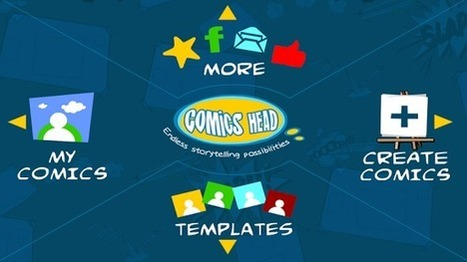 Comics Head Lite - Applications Android sur Google Play | Comics in My Classroom | Scoop.it