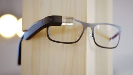 Google Glass update improves battery life, removes video... - The Verge | Video Transformation | Scoop.it