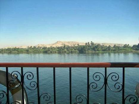 Aswan, Egypt: A River Runs Through It - Travel Belles | The Nile River | Scoop.it