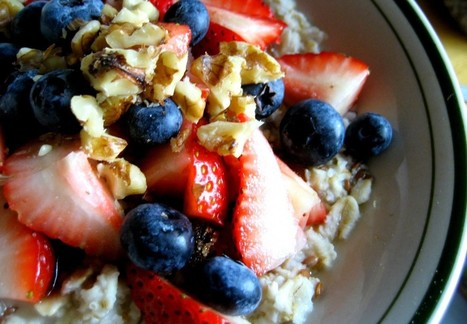 What Nutritionists Eat for Breakfast   Good Health   Scoop.it