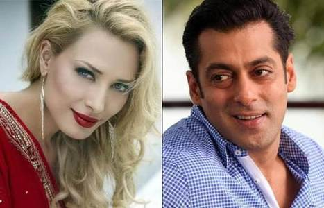 The Wait Is Over! Salman Khan Engaged To Lulia Vantur   Fashion and Trends   Scoop.it
