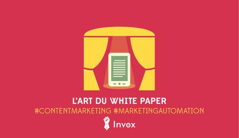 L'art du White Paper (ou livre blanc, ou ebook) #ContentMarketing #MarketingAutomation | Going social | Scoop.it