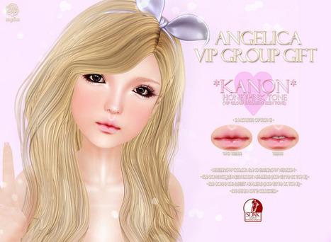 Vip group gift skin pack | Second Life Goodies | Scoop.it