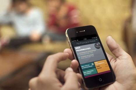 Application iPhone et Android Ma Pharmacie mobile | Mobizel, développement d'applications iPhone, Android pour smartphones et tablettes tactiles | Les logiciels de pharmacie | Scoop.it