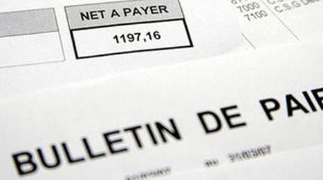 Une fiche de paie enfin plus lisible? | RH, Management & Entreprise | Scoop.it