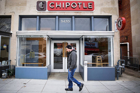Can We All Finally Get Over Chipotle's Bad Case of Food Poisoning? | sustainablity | Scoop.it