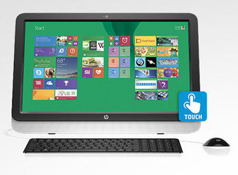 HP 22-3020 Review - All Electric Review | Desktop reviews | Scoop.it