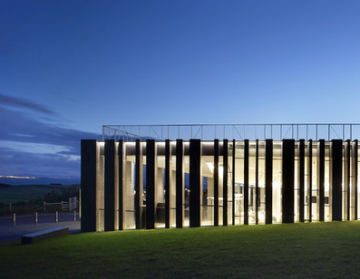 Giant's Causeway Visitors' Centre by Heneghan Peng Architects | Architecture and Architectural Jobs | Scoop.it