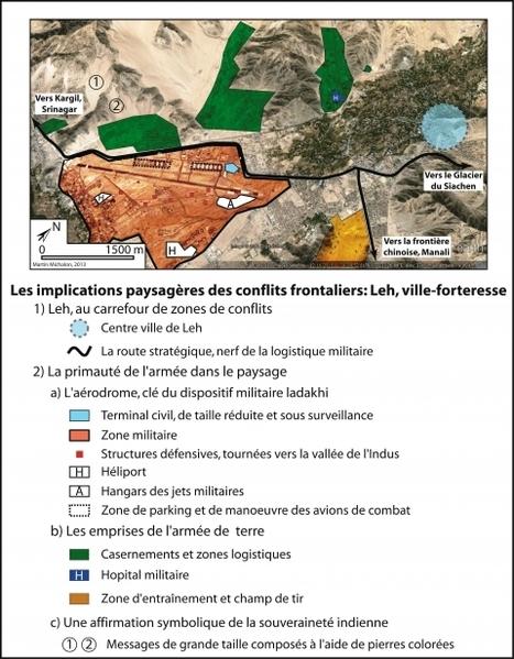 L'oropolitique himalayenne en ses territoires. Les paysages du conflit au Ladakh (Revue de géographie alpine) | Géographie des conflits | Scoop.it