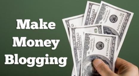 The Geek Page | how to make money with your blog | Scoop.it