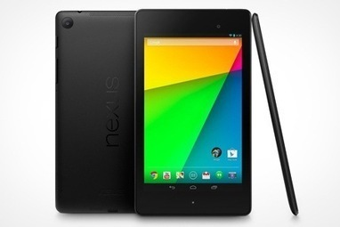 "Google Nexus 7"" FHD Asus Tablet | Minisuit | Scoop.it"