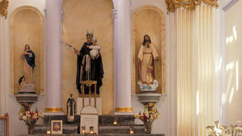 Mexico: St. Anthony's Chapel to celebrate 100 years - Los Angeles Times | The Joy of Mexico | Scoop.it