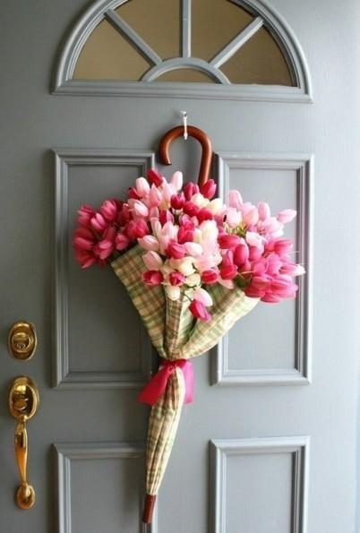 DIY Flower Vase Using Repurposed Umbrella | DIY Craft Ideas For The Home | Scoop.it