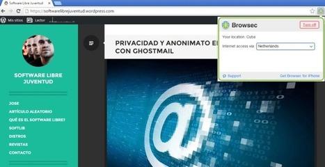 Browsec: navegación segura y anónima | interNET | Scoop.it