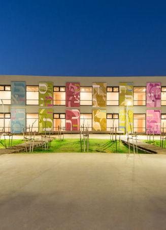 The Green School, Knafo Klimor Architects, world architecture news, architecture jobs | architecture | Scoop.it