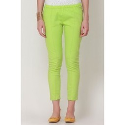 Neon Madness Green Jeggings   Online shopping for women   Scoop.it