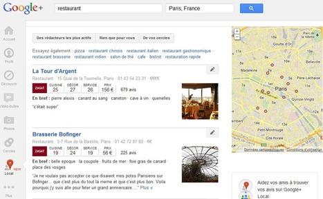 Quand Google et Apple s'affrontent sur la cartographie et les avis. | E-réputation & tourisme | Scoop.it