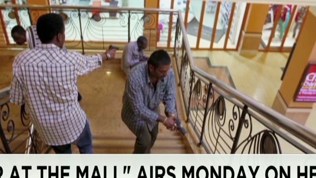 'Kenya Mall Boko Haram islamic terrorist Attack' Inside the most videoed attack in history