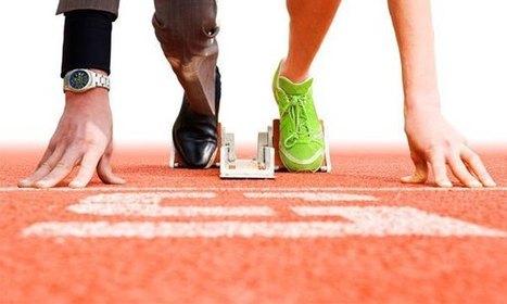 Le sport en entreprise, pour favoriser le bien-être au travail et la performance des collaborateurs | Prospection BtoB et Business Développement | Scoop.it