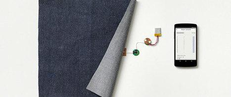 Connecte ton jean | objets-connectes | Scoop.it