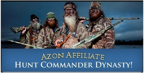 Azon Hunt Commander Dynasty Review - Amazon Niche Packages   JVZoo Top Sellers Product Reviews - Azon Hunt Commander Dynasty Review - Great Massively Popular $100+ Billion Amazon Niche Packages   The List Builders Academy Review   Scoop.it