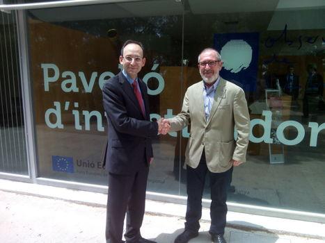 L'alcalde de Roquetes, Francesc Gas, nou president de la Fundació Observatori de l'Ebre   Roquetes   Scoop.it