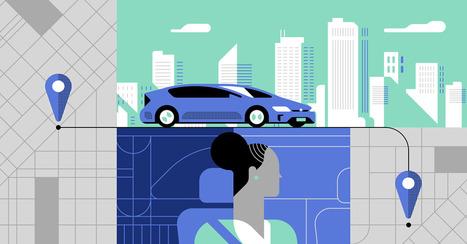 Enquête sur les utilisateurs d'Uber dans quelques grandes agglomérations françaises et suisses   Mobilités, modes de vie et modes de ville   Scoop.it
