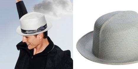 I cappelli da uomo in paglia di Borsalino per l'estate 2013 - Sfilate | fashion and runway - sfilate e moda | Scoop.it